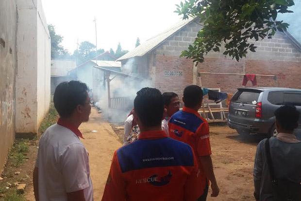 Rescue Perindo Fogging 500 Rumah Warga Bantar gebang
