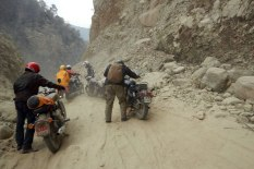Indonesia Rider Himalayan Expedition 1