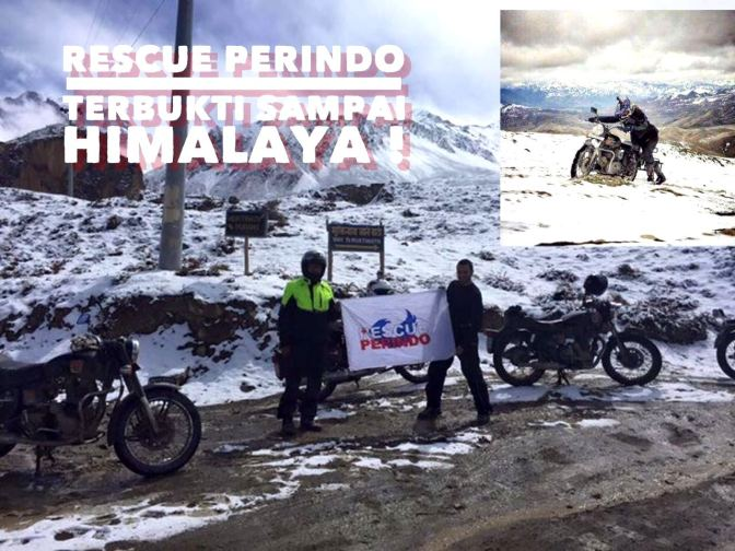 Himalayan Trail – Indonesia Rider Expedition