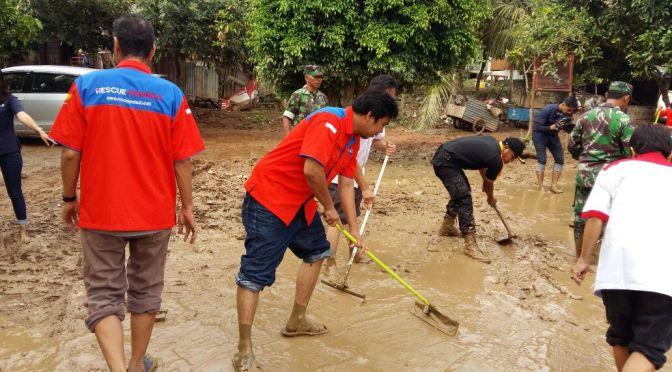 HT Kerahkan Perindo Bantu Korban Banjir Bekasi