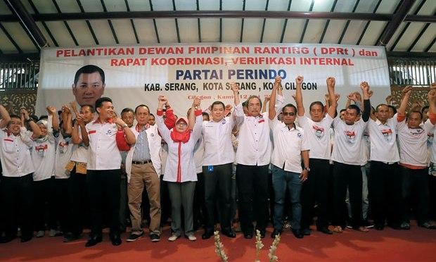 Membangun Masyarakat, Membangun Indonesia
