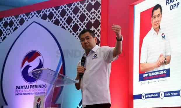 Partai Perindo Diharapkan Menjadi Pondasi Pembangunan