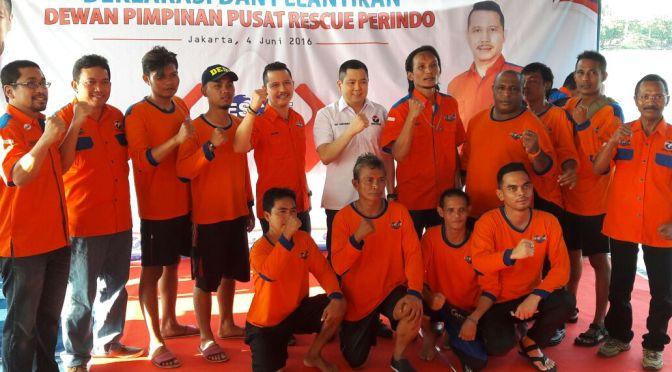 Serangkaian kegiatan Deklarasi Rescue Perindo, Bakti Sosial Fogging