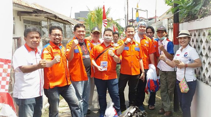 Rescue Perindo Buka Pelayanan Fogging Gratis