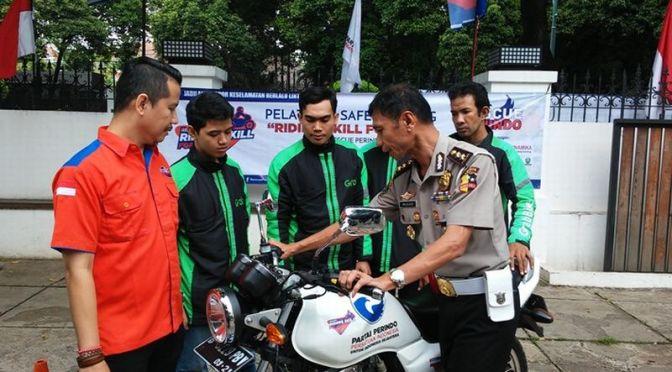 Alasan Driver Ojek Perlu Diberi Pelatihan Safety Riding