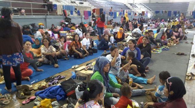 Pemulihan Pasca-Bencana Jadi Perhatian Rescue Perindo