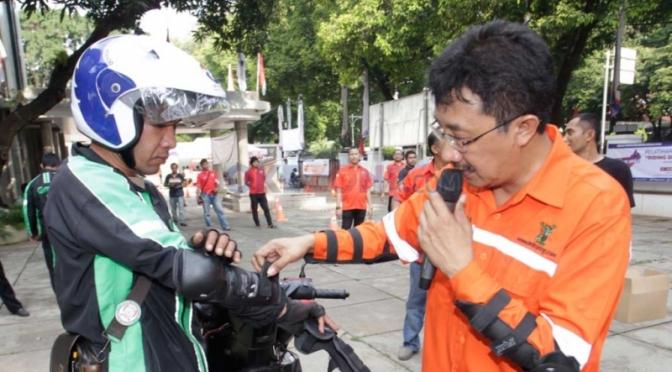 Tips Safety Riding, Pengendara Motor Harus Terlihat dan Melihat