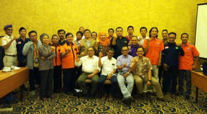 Rescue Perindo Ikuti Finalisasi dan Uji Publik SOP Penangangan Bencana