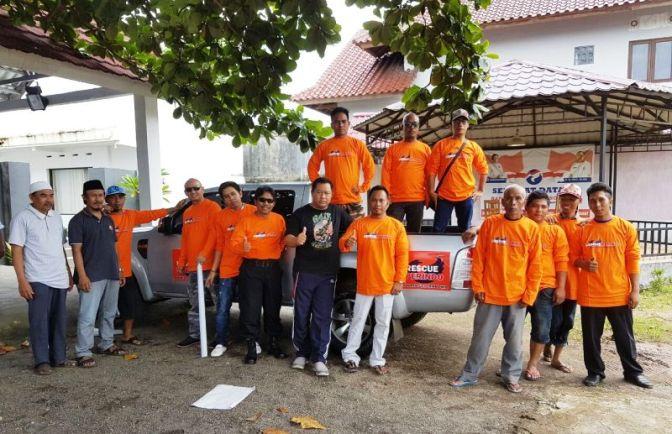 Rescue Perindo Salurkan Logistik Hingga Obat-obatan Untuk Korban Banjir Bima