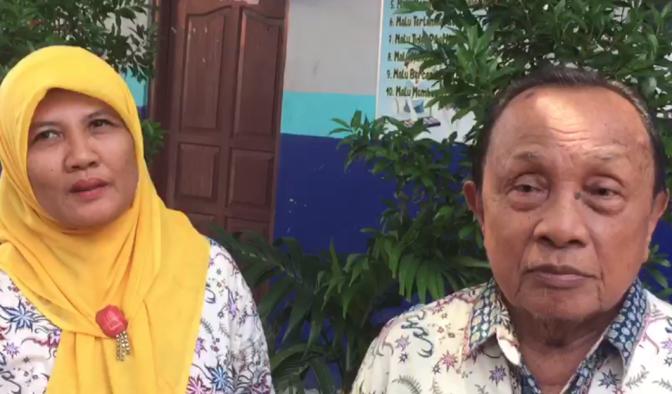 Komentar Perwakilan SD Taman Pusaka, Kelurahan Sungai Bambu Jakarta Utara