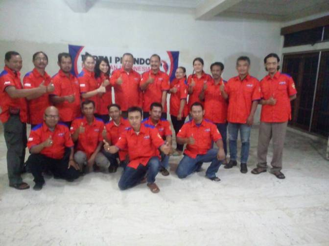 Rapat Pembetukan Struktur Dpw Yogyakarta dan 5 Dpd se Jogja, serta Sosialisasi SOP fogging dan Persiapan Fogging
