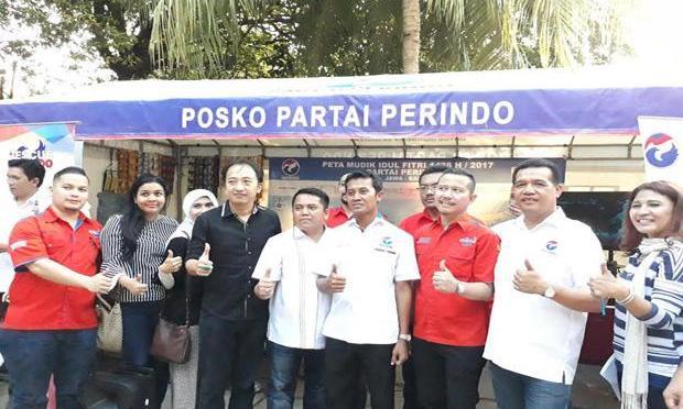 Rescue Perindo Uji Coba Video Streaming Pantauan Arus Mudik
