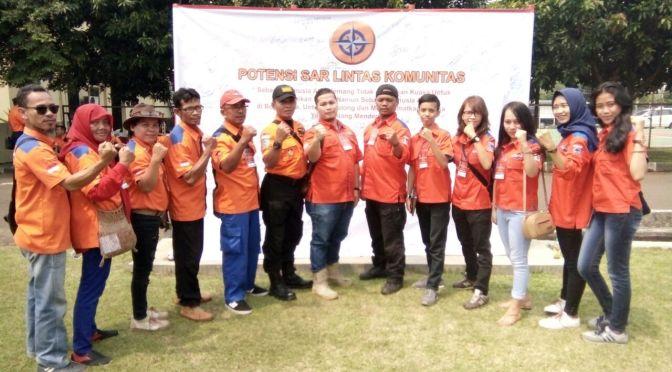 Ikuti Halalbihalal SAR Lintas Komunitas, Rescue Perindo Pelajari Assessment Tanggap Bencana