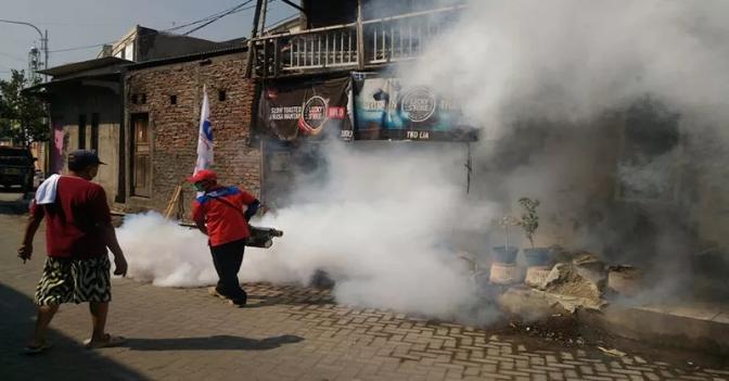 Balita Tewas Terserang DBD, Alasan Rescue Perindo Fogging Maraton di Semarang