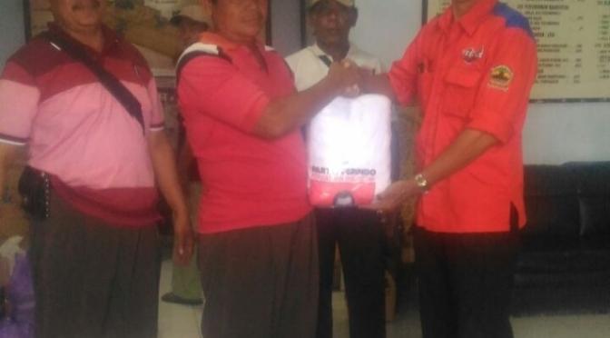 Rescue Perindo Jateng Salurkan Bantuan ke Korban Banjir di Klaten